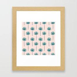Palmier Framed Art Print