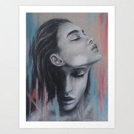 Part of Me Art Print