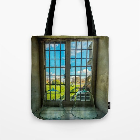 Victorian View Tote Bag