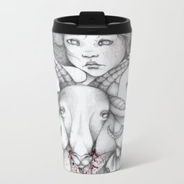 Mystery of Mystery  Metal Travel Mug
