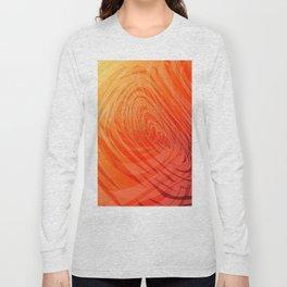 Complex Spiral Sunset3 Long Sleeve T-shirt