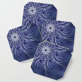 Lavender Flourish Coaster