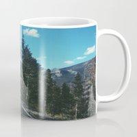 colorado Mugs featuring Colorado by Gabrielle Wall