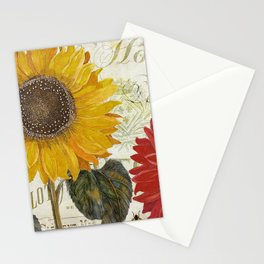 Sundresses Stationery Cards