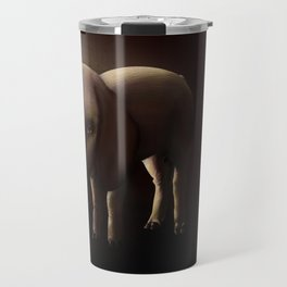 The Pigdog. Travel Mug