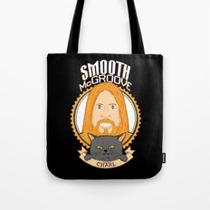 Smooth McGroove Tote Bag