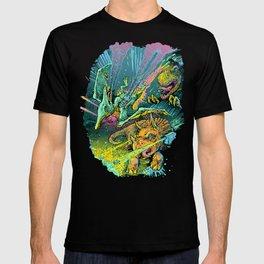 Dino Riders T-shirt