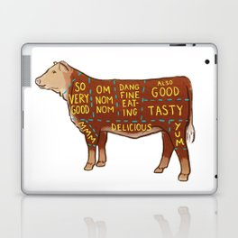 Cow Cuts Laptop & iPad Skin