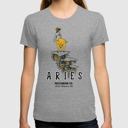 Aries: Set The World On Fire T-shirt