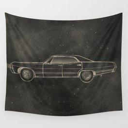 Supernatural: Impala Wall Tapestry