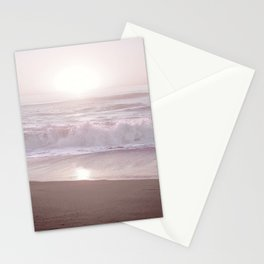 SUNSET HALFMOON BAY by MS Stationery Cards