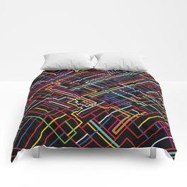 La Grille #3 Comforters