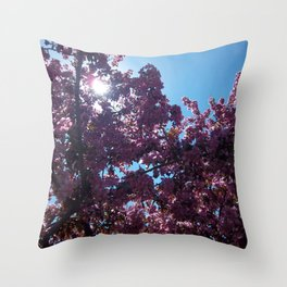 Sweet Creations Throw Pillow