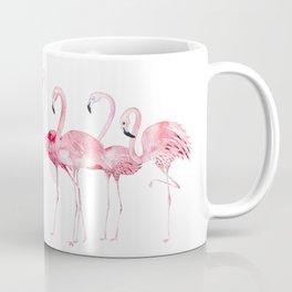 Flamingo Farm- Tropical Animal Bird World Coffee Mug