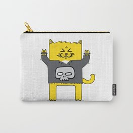 Meow-tallica Carry-All Pouch