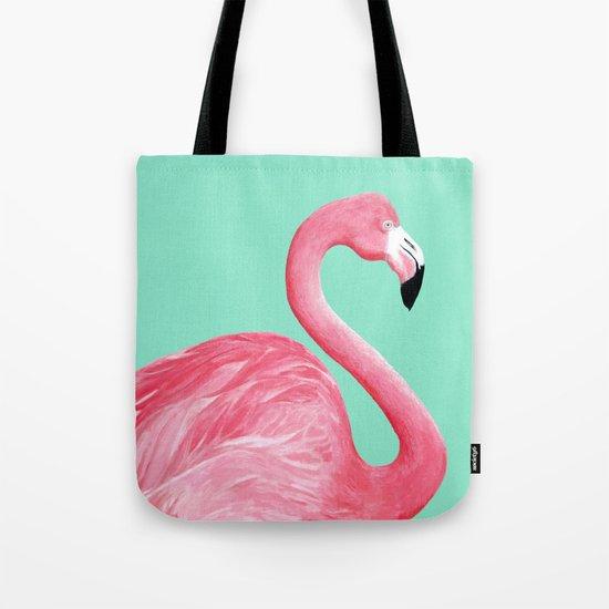 Pink Flamingo by lorrileighart