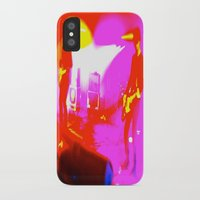 concert iPhone & iPod Cases featuring Concert by Kelsey Musselman