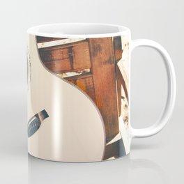 Chord Shapes Coffee Mug