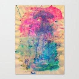 Magical Mayhem Canvas Print