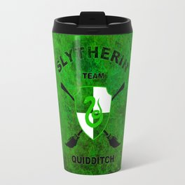 Slytherin Quidditch Team Travel Mug