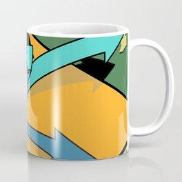 Keep Moving Forward Coffee Mug