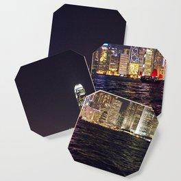 Hong Kong Night Skyline Coaster
