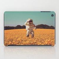hello iPad Cases featuring Hello by @slimesunday