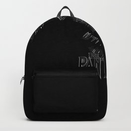 The Hero - Black Panther Backpack
