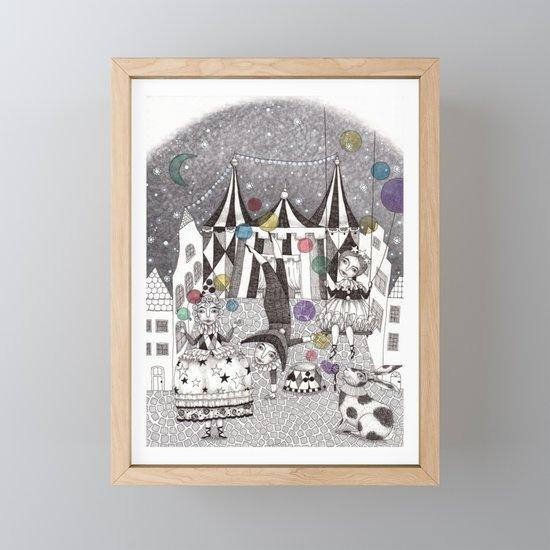 Night Carnival by judithclay