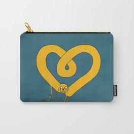 Jake the heart Carry-All Pouch