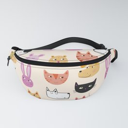 All the Pets Fanny Pack