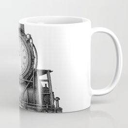 Through Time Coffee Mug