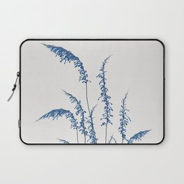 Blue flowers 2 Laptop Sleeve