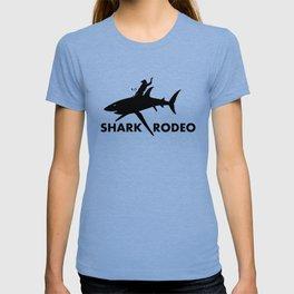Shark Rodeo silhouette - Pop Culture T-shirt