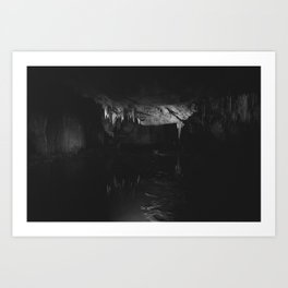 Prometheus Cave Art Print