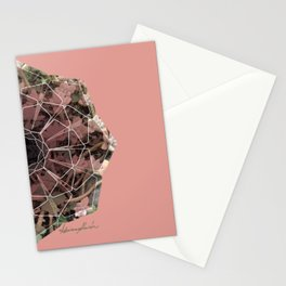 Catus: Nature + Geometry Stationery Cards