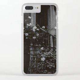 Magical Manhattan Clear iPhone Case