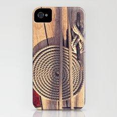 Sailboat Deck Slim Case iPhone (4, 4s)