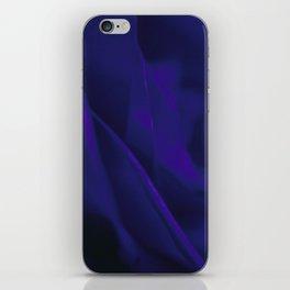 Rose Blue iPhone Skin