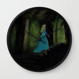 Cursed Wall Clock