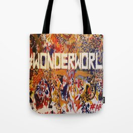 #Wonderworld Tote Bag