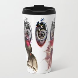 Vampyro blinde Travel Mug