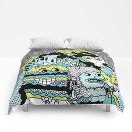 Magic Friends Comforters