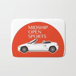 Midship Open Sports Bath Mat