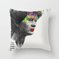 Mama Throw Pillow