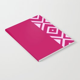 Pink Diamonds Notebook