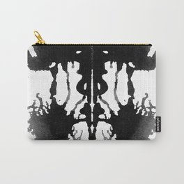 Rorschach I Carry-All Pouch