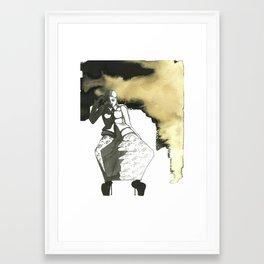 fimminattitude. Framed Art Print