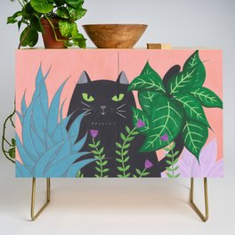 Jungle Cat Credenza