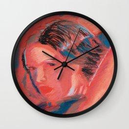 Chouchou 1 Wall Clock